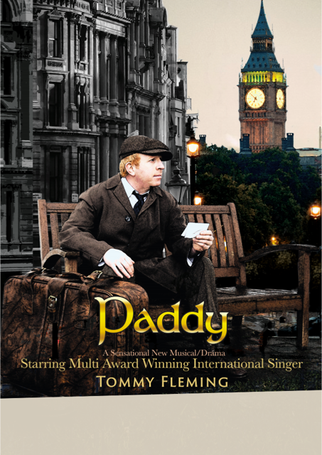 Poster Paddy Final