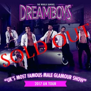 Dreamboys-soldout