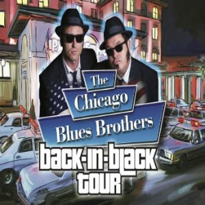 Picture of the Chicago Blues Brothers