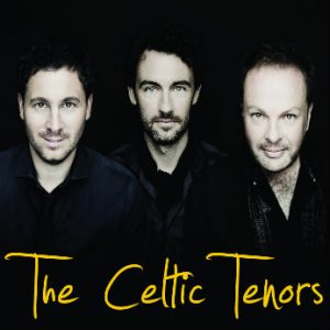 Picture of the Celtic Tenors