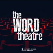 the word theatre logo