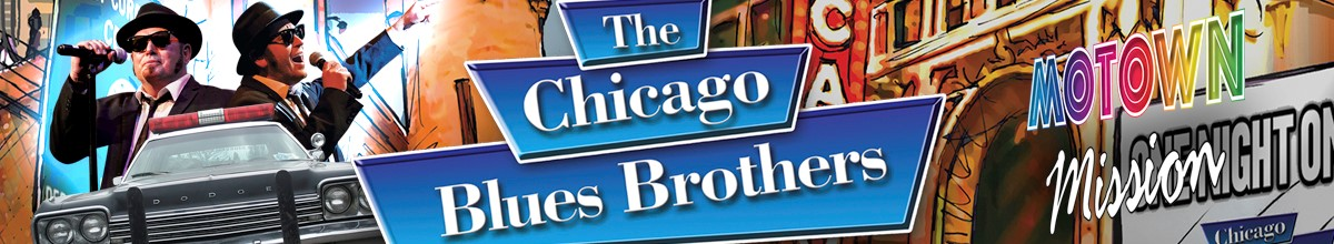 Chicago Blues Brothers Web Banner